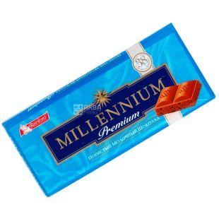 Millennium chocolate, 90 g, porous dairy premium