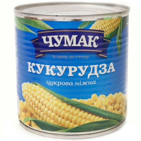 Чумак, 340 г, кукурудза, цукрова