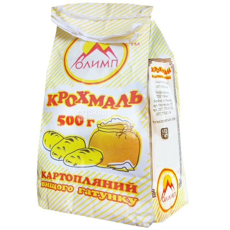 Олимп, 500 г, крахмал, Картофельный