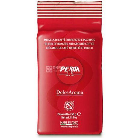 Pera Dolce Aroma, Ground Coffee, 250 g