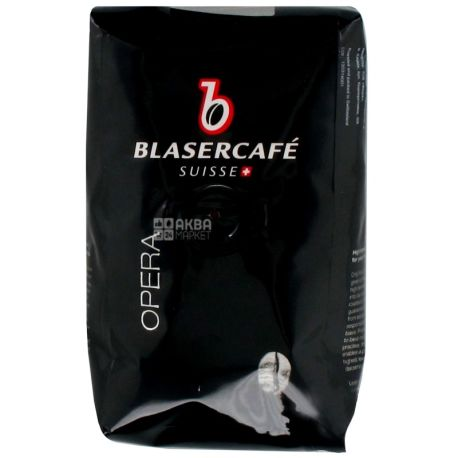 BlaserCafe, Opera, 250 г, Кава Блазер, Опера, темного обсмаження, в зернах