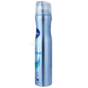 Nivea, 250 ml, hairspray, Effective volume