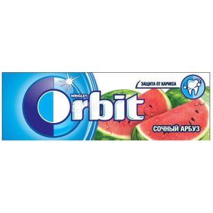 Orbit, 14 г, жувальна гумка, Соковитий кавун