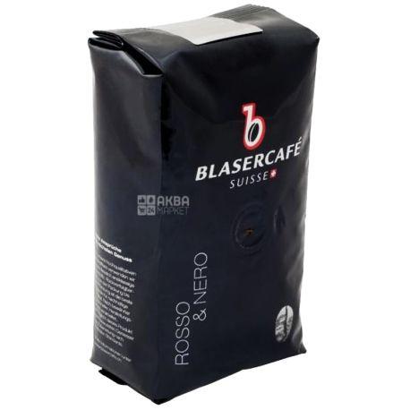 BlaserCafe, Rosso Nero, 250 г, Кофе Блазер, Россо Неро, темной обжарки, в зернах