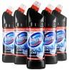 Domestos, 1 л, упаковка по 12 шт., средство для чистки унитаза, Ультра сила, ПЭТ