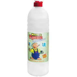 Mr. Mole, 1 l, pack of 12 pcs., Super concentrate for pipe cleaning