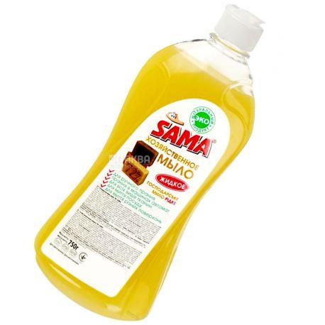 SAMA, 750 мл, мыло хозяйственное
