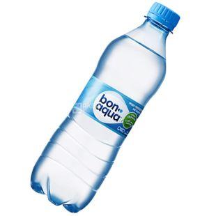BonAqua, Вода минеральная негазированная, 0,5 л, ПЭТ