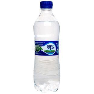 BonAqua, 0,5 л, вода сильногазированная, ПЭТ