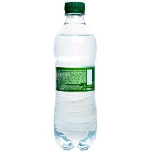 BonAqua, 0,5 л, БонАква, Вода мінеральна слабогазована, ПЕТ