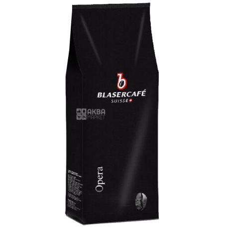 BlaserCafe, Opera, 1 кг, Кава Блазер, Опера, темного обсмаження, в зернах