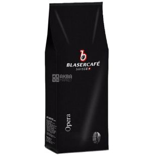 BlaserCafe, Opera, 1 кг, Кофе Блазер, Опера, темной обжарки, в зернах