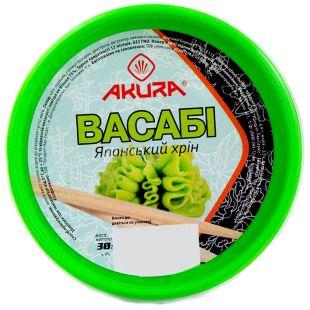 Akura, 30 g, Japanese horseradish, Wasabi, m / s