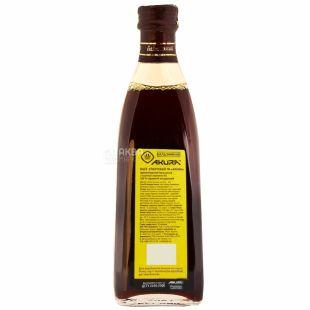 Akura, 330 мл, оцет 6%, Спиртовий бальзамічний, скло