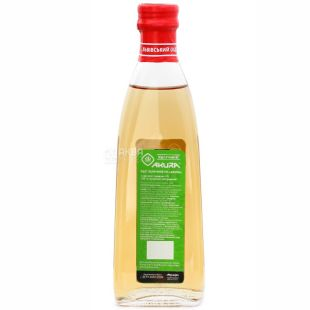 Akura, 330 ml, vinegar 6%, Natural Apple, glass