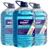 Donat, упаковка 10 шт. по 5 л, жидкое мыло, ПЭТ