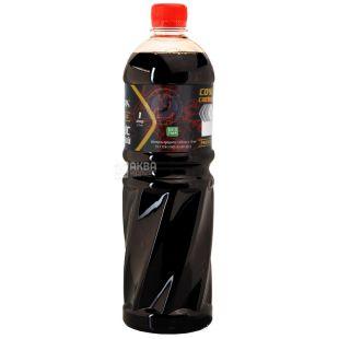 Akura, 1 л, cоєвий соус, Premium, ПЕТ