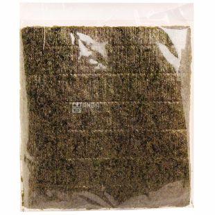 Akura, 10 листов, водоросль, Нори Gold, м/у