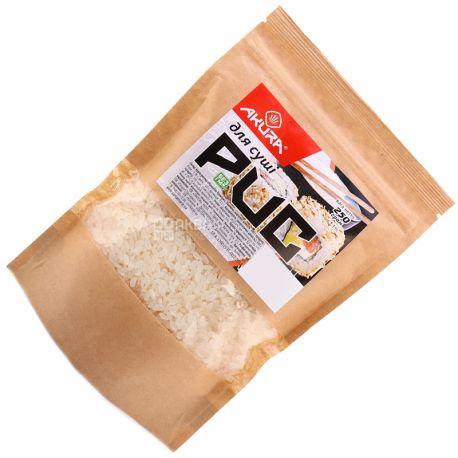 Akura, 250 г, рис для суши, м/у