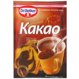 Dr. Oetker, 50 g, cocoa, m / u