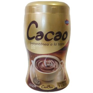 CaoBon, 500 г, какао, Instant Cacao on a cup, ПЭТ