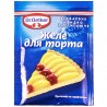 Dr. Oetker, 8 g, jelly for cake, Transparent, m / s