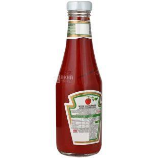 Heinz, 570 мл, кетчуп томатний, ПЭТ