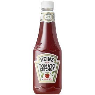 Heinz, 570 мл, кетчуп томатный, ПЭТ