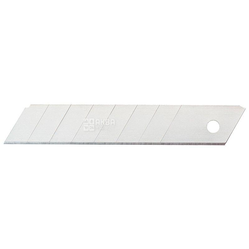 Buromax, 10 шт., 18 мм, лезвия для ножей, м/у
