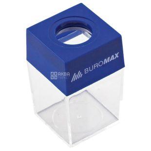 Buromax, бокс для скріпок, З магнітом, м/у