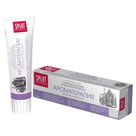 Splat Professional, 100 мл, зубная паста, Ароматерапия, тубус