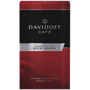 Davidoff, 250 г, молотый кофе, Rich Aroma, м/у