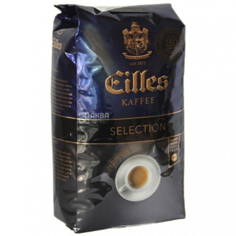 J.J. Darboven Eilles Espresso Selection, 500 г, Кофе Дарбовен Эллис Эспрессо Селекшн, средней обжарки, в зернах