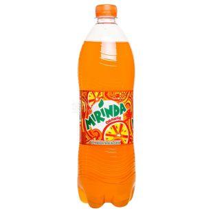 Mirinda, Orange, 1 л, Мірінда, Апельсин, Вода солодка, ПЕТ