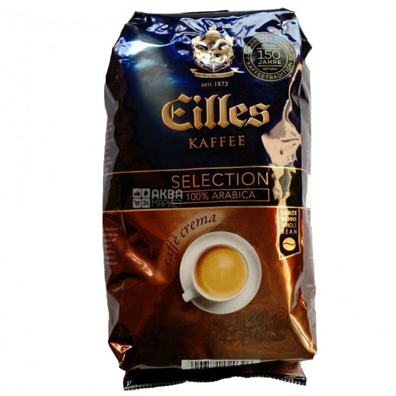 J. J. Darboven Eilles Selection Caffe Crema, 500 г, Кофе Дарбовен Каффе Крема, средней обжарки, в зернах