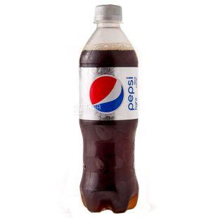 Pepsi-Сola Light, 0,5 л, солодка вода, ПЕТ