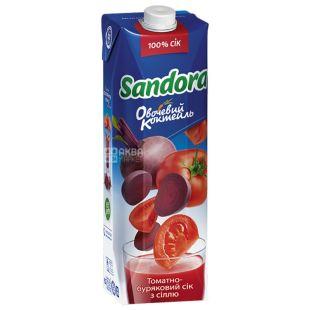 Sandora Овочевий коктейль, 0,95 л, сік, Томатно-буряковий, м/у