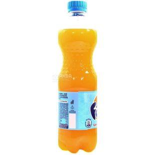 Fanta, Мандарин, 0,5 л, Фанта, Вода солодка, з натуральним соком, ПЕТ