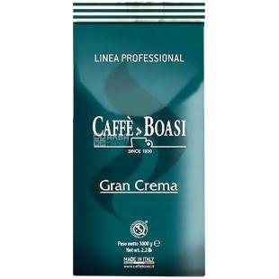 Boasi Bar Gran Crema, Кава зернова, 1 кг