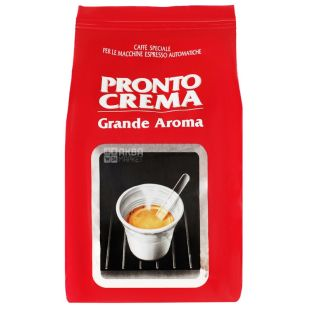Lavazza, 1 кг, зернова кава, Pronto Crema, м/у