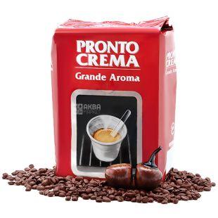 Lavazza, Pronto Crema, 1 кг, Кофе Лавацца, Пронто Крема, средней обжарки, в зернах