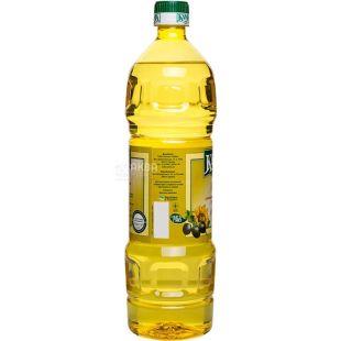 Кама, 900 г, масло, Подсолнечно-оливковое, Рафинированное, ПЭТ