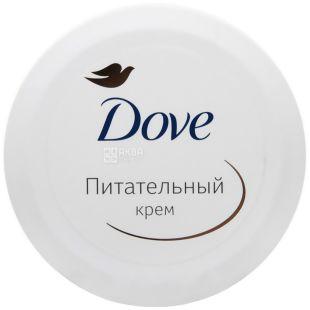 Dove, 150 мл, крем живильний, Універсальний, ПЕТ