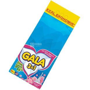Gala, 9 кг, пральний порошок, Для білої білизни, Французький аромат, Автомат, м/у