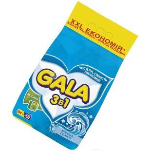 Gala, 6 кг, пральний порошок, Морська свіжість, Автомат, м/у