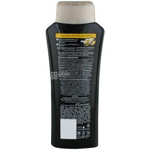 Gliss Kur, 400 ml, shampoo, Extreme recovery, PET