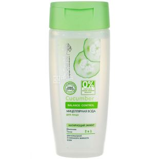 Dr.Sante Cucumber, 200 ml, micellar water for the face, With matting effect, PET