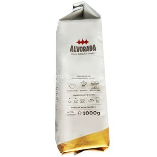 Alvorada IL Caffe Italiano, Кофе зерновой, 1 кг