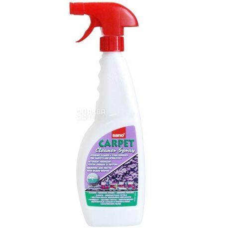 Sano Carpet Shampoo, Средство для чистки ковров, 750 мл