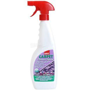 Sano, 750 мл, средство для чистки ковров, Carpet Shampoo , ПЭТ